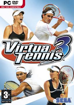 Descargar Virtua Tennis 3 [English] por Torrent